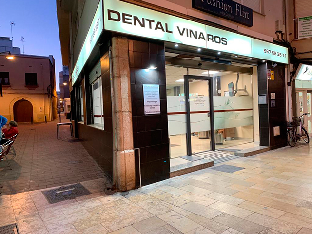 Clínica dental en Vinaroz